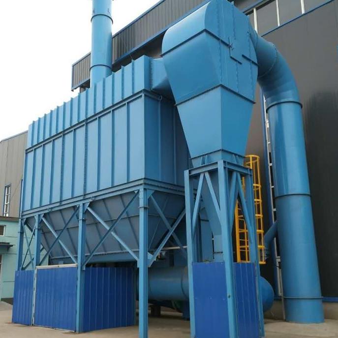 单机布袋脉冲除尘器收集净化工业粉尘锅炉家具厂用环保设备