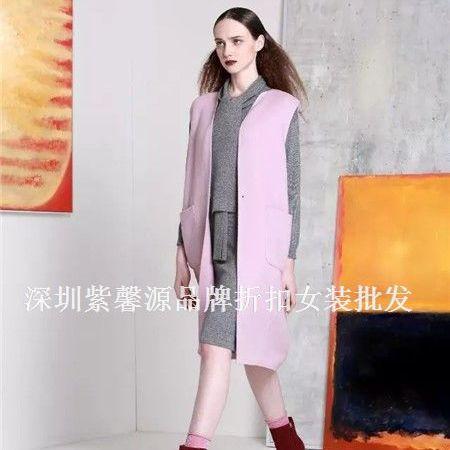 休闲时尚女装品牌折扣店货源一手货源女装尾货长期批发
