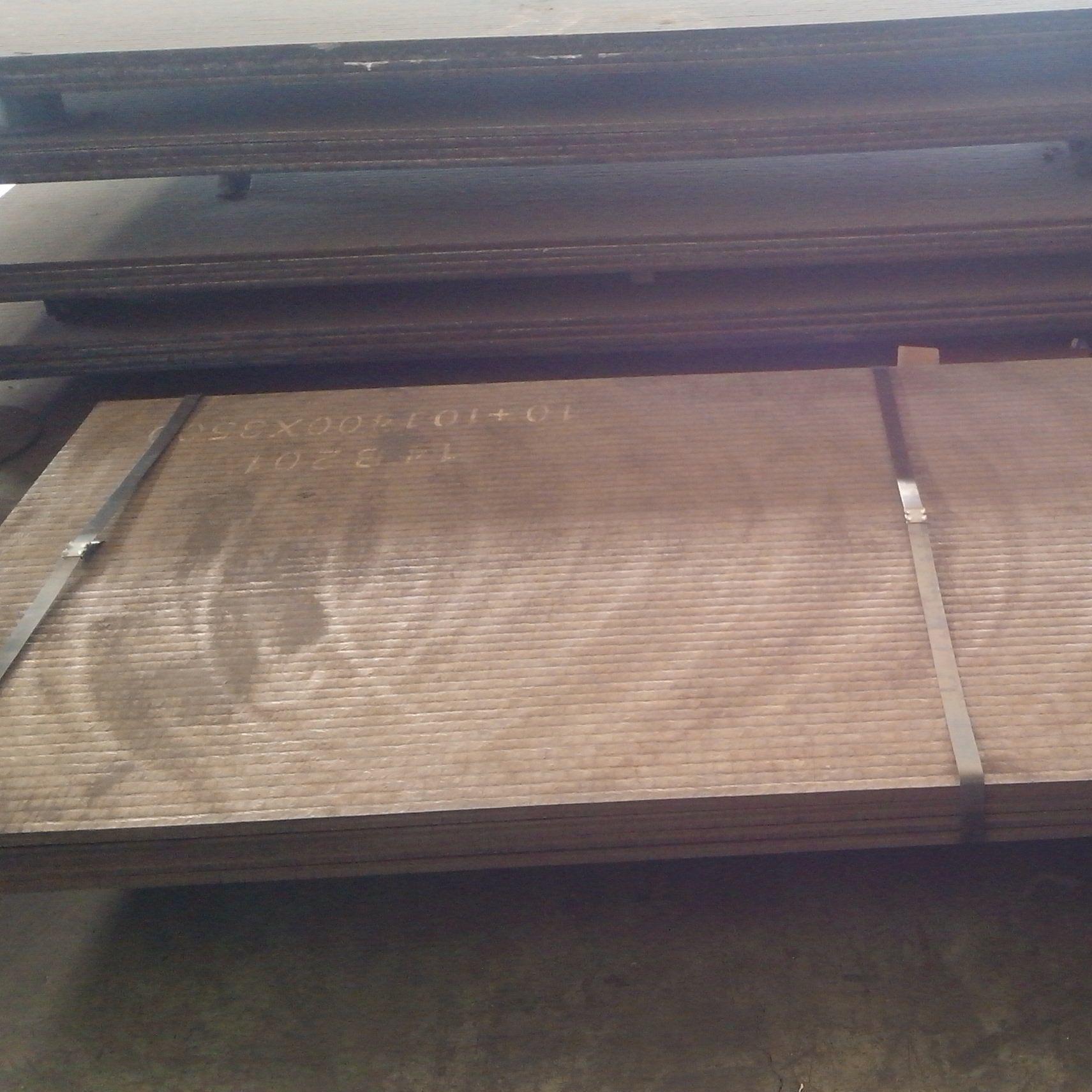 堆焊耐磨复合钢板 堆焊复合耐磨板 堆焊耐磨复合板现货