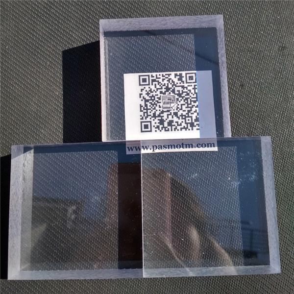 耐高温易机械加工的透明材料