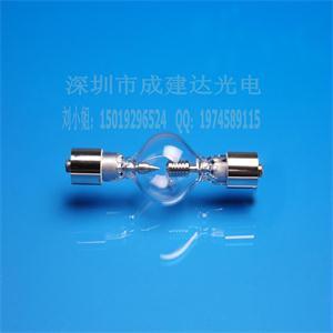 厂家直销750W长管球形短弧氙灯 电影放映机专用750W短管氙气灯泡