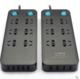 供应 立乐带USB插座插排插线板接线板拖插板双控过载独立开关智能充电