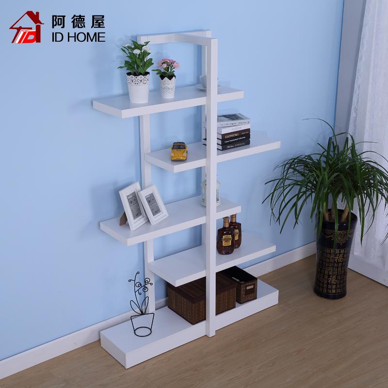 东莞家具厂 阿德屋置物架卧室装饰展示客厅落地式花架