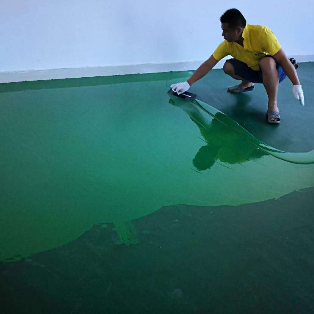 西卡 Sikafloor-263 SL 双组份环氧自流平地坪及撒播体系 面漆