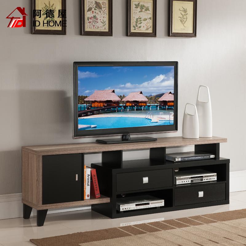 东莞家具厂 阿德屋欧式电视柜现代简约客厅多功能卧室地柜储物矮柜