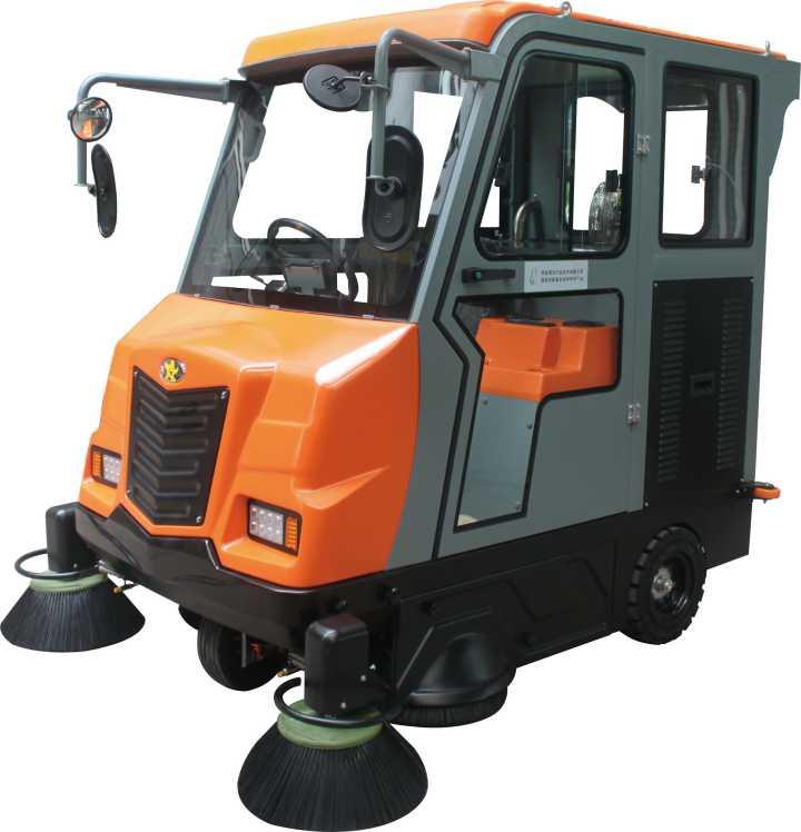 扫地机重庆驾驶扫地机全封闭大型清扫车电动清扫机价格