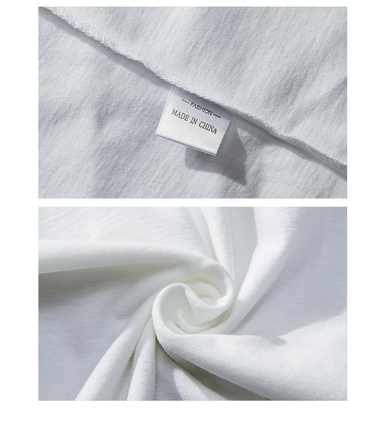 供应 夏季休闲文化衫圆领短袖T恤定制 工作服班服男女广告衫定制批发