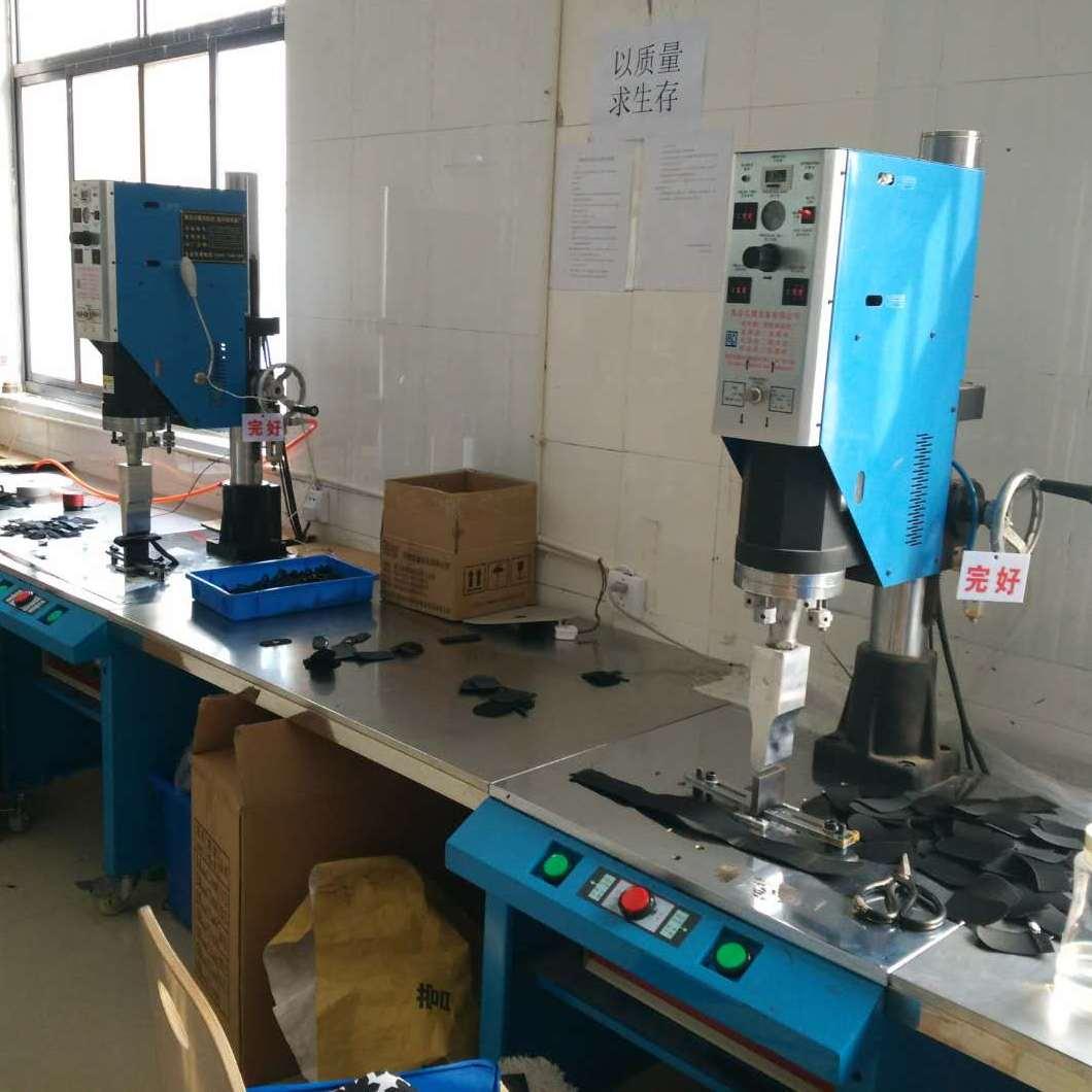 供应肇庆玖隆JL-3200W超声波魔术贴焊接机