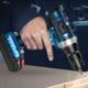供应 手电钻锂电家用多功能手枪钻转起子电动螺丝刀充电手钻