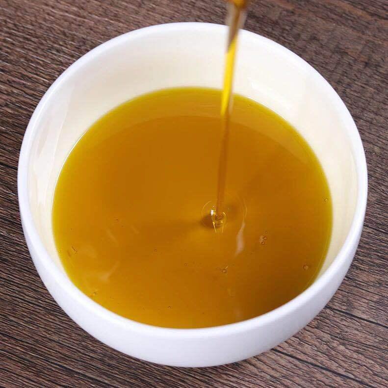 物理压榨菜籽油 5升装 鲜榨 纯正菜籽油 烹饪 烘焙用油