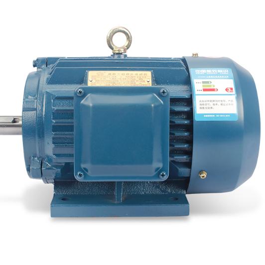 供应 YE2三相异步电动机马达全铜线国标380v交流电机0.55-15kw