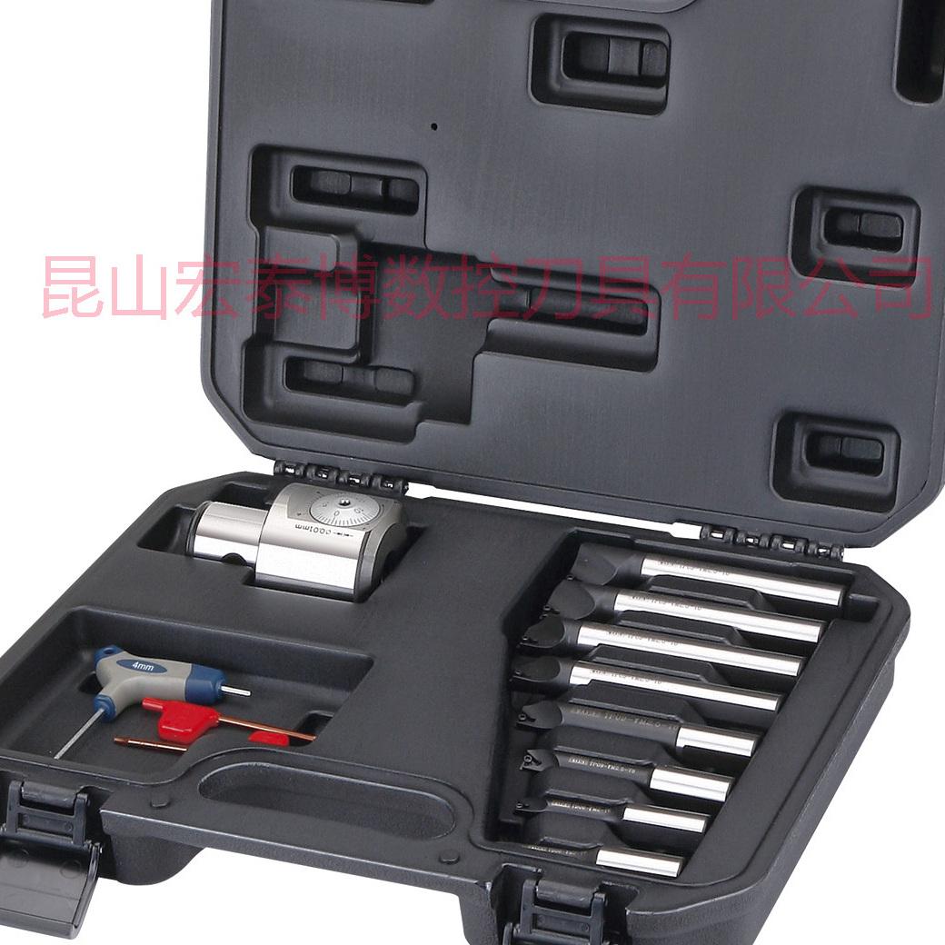 供应台湾RBH小径微调精镗刀CBI6套组系列
