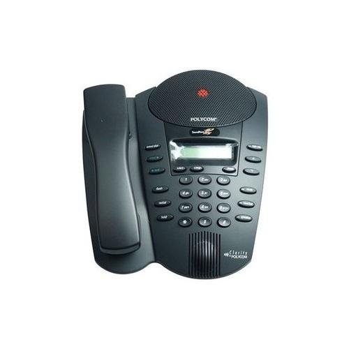 深圳宝利通SoundPoint Pro SE-225三方通话音频会议系统