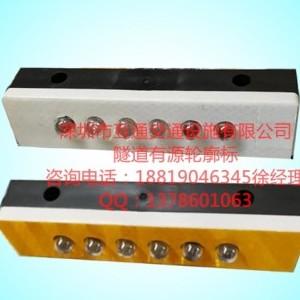 深圳有源轮廓标厂家 互通有源轮廓标价格 自发光 质保两年