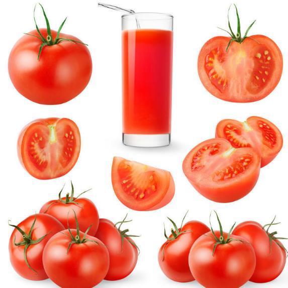 供应 生态农场自然熟肉质红色沙瓤多汁西红柿