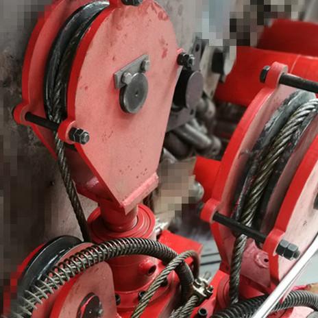 宝鸡石油钻机配件 液压猫头YM16 YM10 YXM16 YXM5 威特朗机械