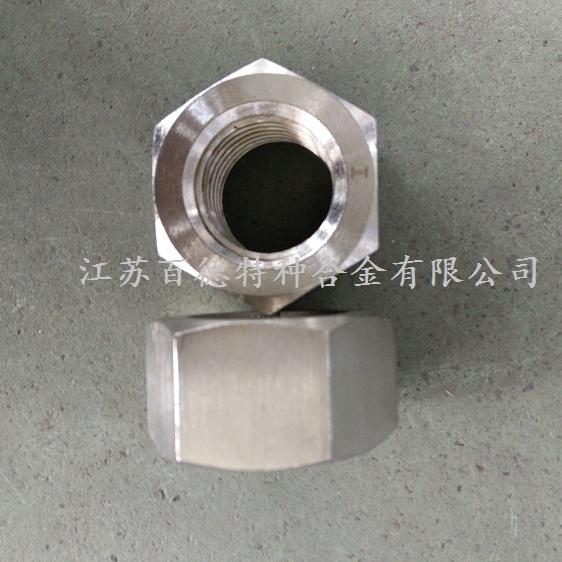 百德Hastelloy X六角螺栓螺母哈氏合金紧固件