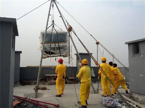 小型设备吊装搬运,沙坪坝区设备吊装,统安吊装(在线咨询)
