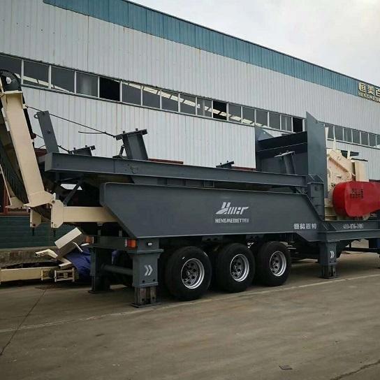 移动破碎机 各类石料通用建筑垃圾破碎机厂家直销