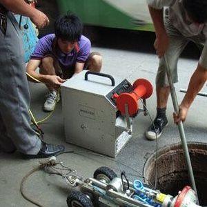 南通市政管道清淤检测方案