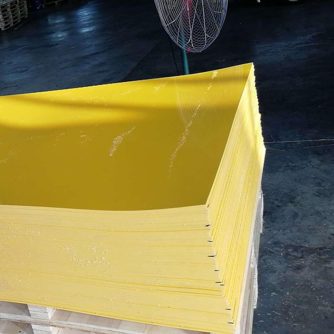 厂家批发威海耐腐蚀易焊接pp板pe塑料板高强度hdpe板
