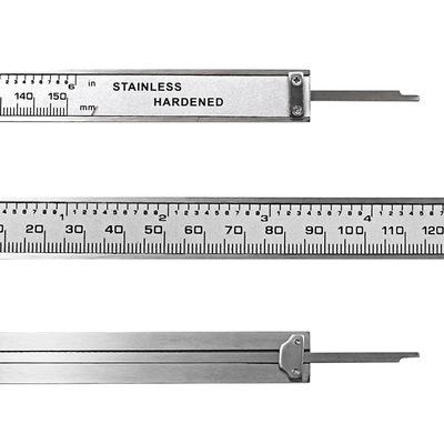 供应 数显不锈钢尺身电子游标卡尺0-150mm 高精度0.01mm毫米