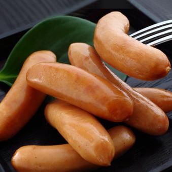 供应 维也纳香肠 特色食材 特色油炸冷冻猪肉食品