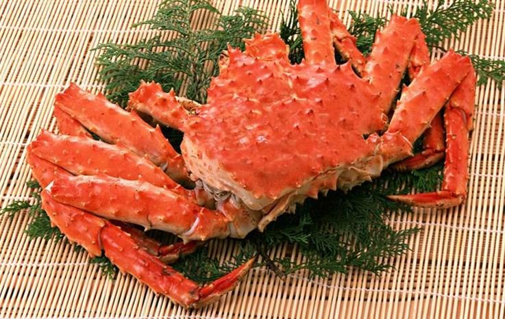 """螃蟹贸易:来自战斗民族的海产品,珲春官方有意打造""""百亿级产业"""""""