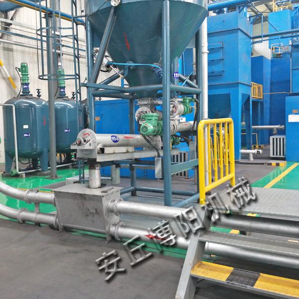 供应管链输送机 淀粉管链机厂家