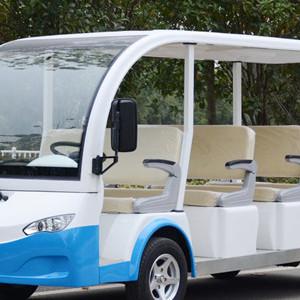 景区11座旅游电动观光车厂家直销电瓶游览观光车价格