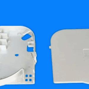 恒贝厂家制造方形4芯合金小直熔盘