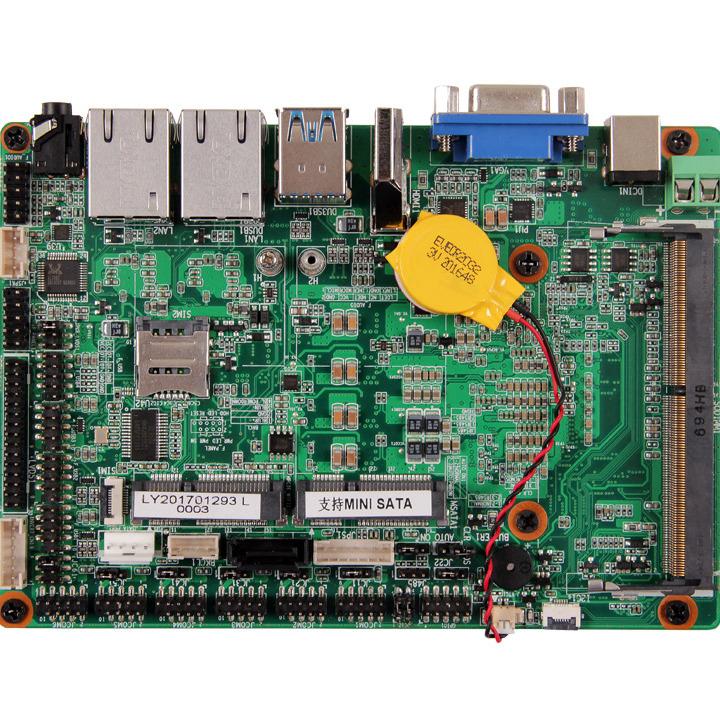 工控电脑主板 8GB 嵌入式 深圳 x86 6代CPU 工控主板生产厂家