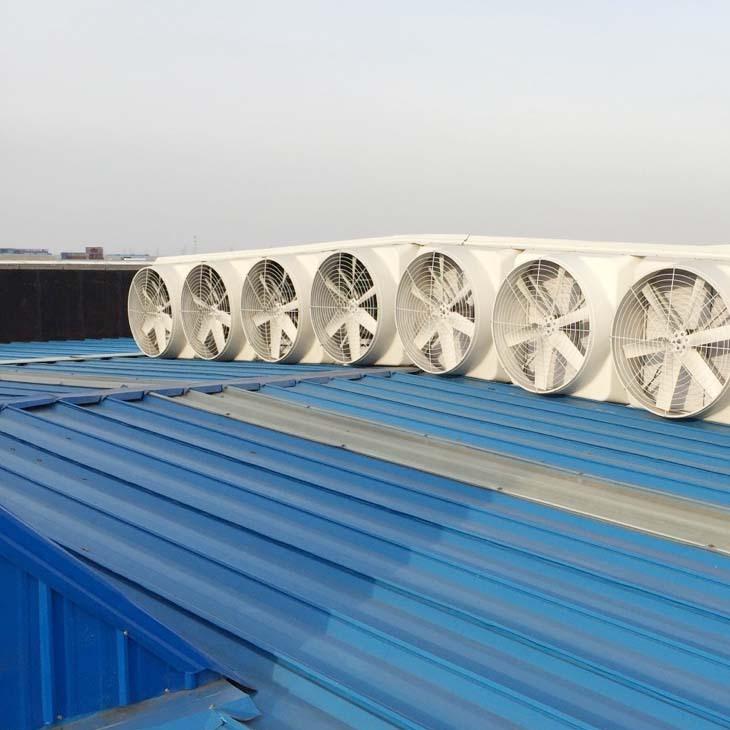 上海负压风机生产厂家批发直销玻璃钢方形镀锌板负压风机
