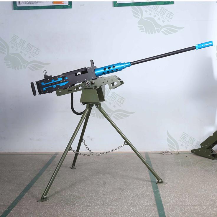 红色教育基地户外游乐项目拓展训练亲子夏令营气炮枪军事迷射击