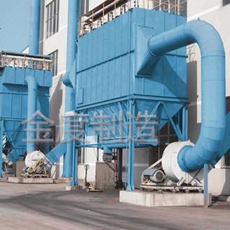 河南工業除塵設備定制價格丨脈沖袋式除塵器上門安裝