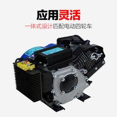 电动车增程器大漠森智能增程器发电机48v4000w一体式汽油发电机流水缄生产三重质检体系