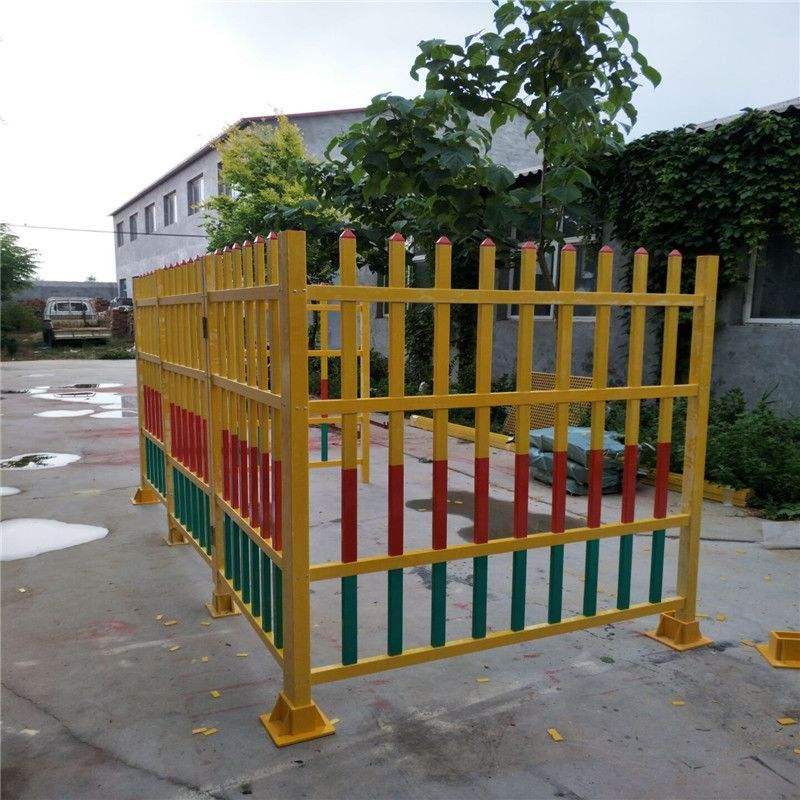 电气设备安全围栏 变压器玻璃钢绝缘防护栏生产厂家
