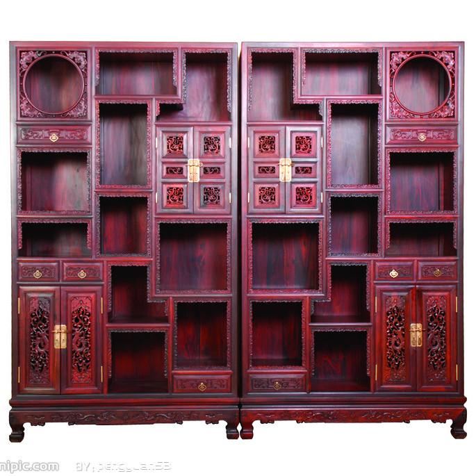 中式仿古做旧博古架_客厅博古架的最佳摆放位置_博古架厂家批发及价格