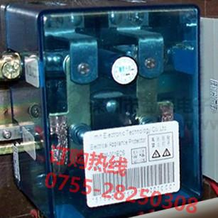 大功率过欠压保护器生产厂家 EM-001ECSD 自动重合闸电器保护器 断零380V
