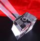 供应 五角星水晶奖杯定做 水晶台牌摆饰厂家 浦江创意白水晶免费刻字