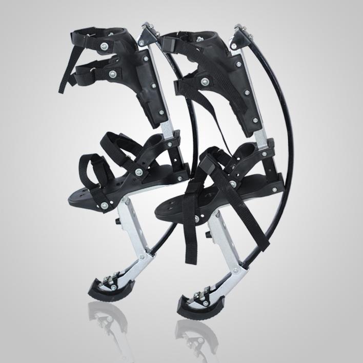 2018新款MOONJUMPER弹跳鞋儿童男女孩用弹力太空鞋弹跃龙MJ001青少年跳跳鞋运动新品