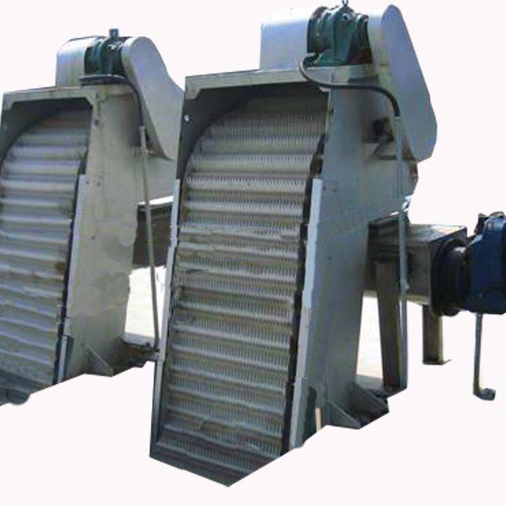 厂家提供回转式清污机 质量可靠价格实惠有保障新河县宏康水利机械厂
