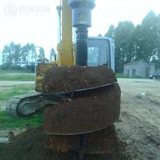 小型植树挖坑机栽树挖坑