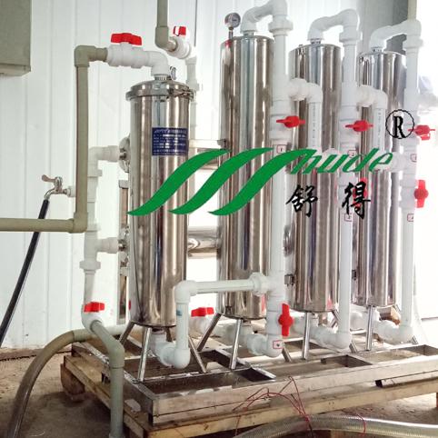 舒得SD-UF-C-005井水过滤器餐厅饭店井水净化饮用水设备