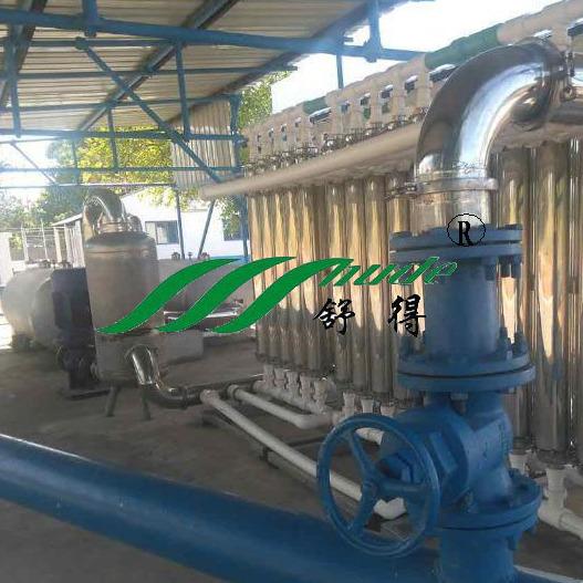 舒得SD-UF-C-060大型河水净化设备自来水厂河水过滤处理设备