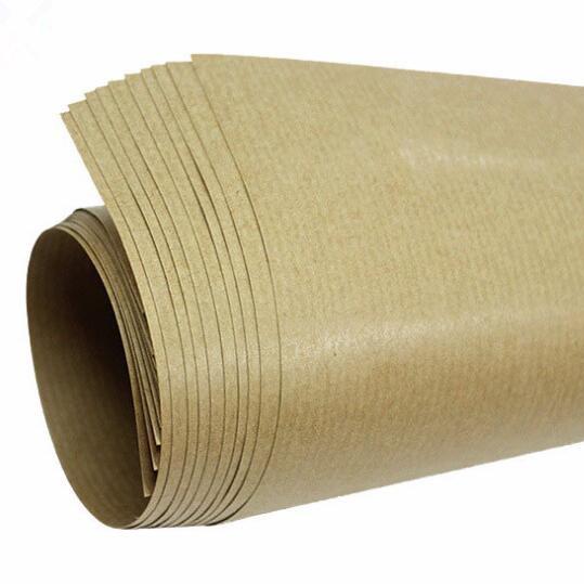 供应本色条纹牛皮纸本色鸡皮纸