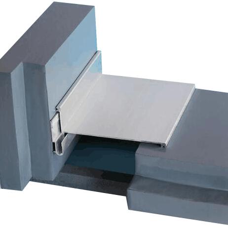 来宾铝合金内墙变形缝厂家批发JCDG型地面沉降缝价格