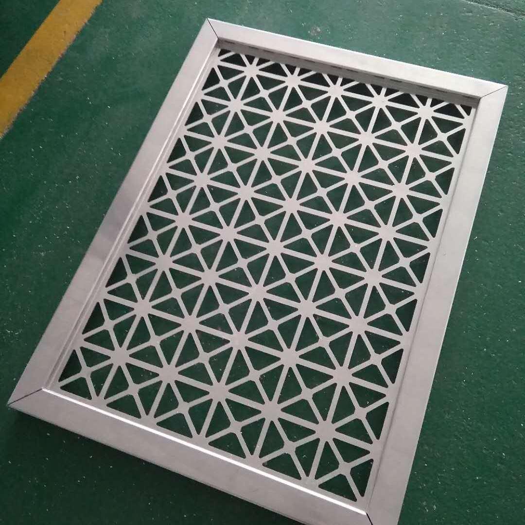 江西铝艺空调罩 铝雕花空调罩挡板 浮云雕刻铝板 厂家直销