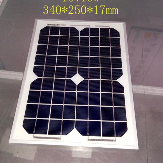 单晶10W太阳能板生产厂家