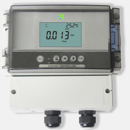 DOZ6000挂壁式水中在线臭氧检测仪